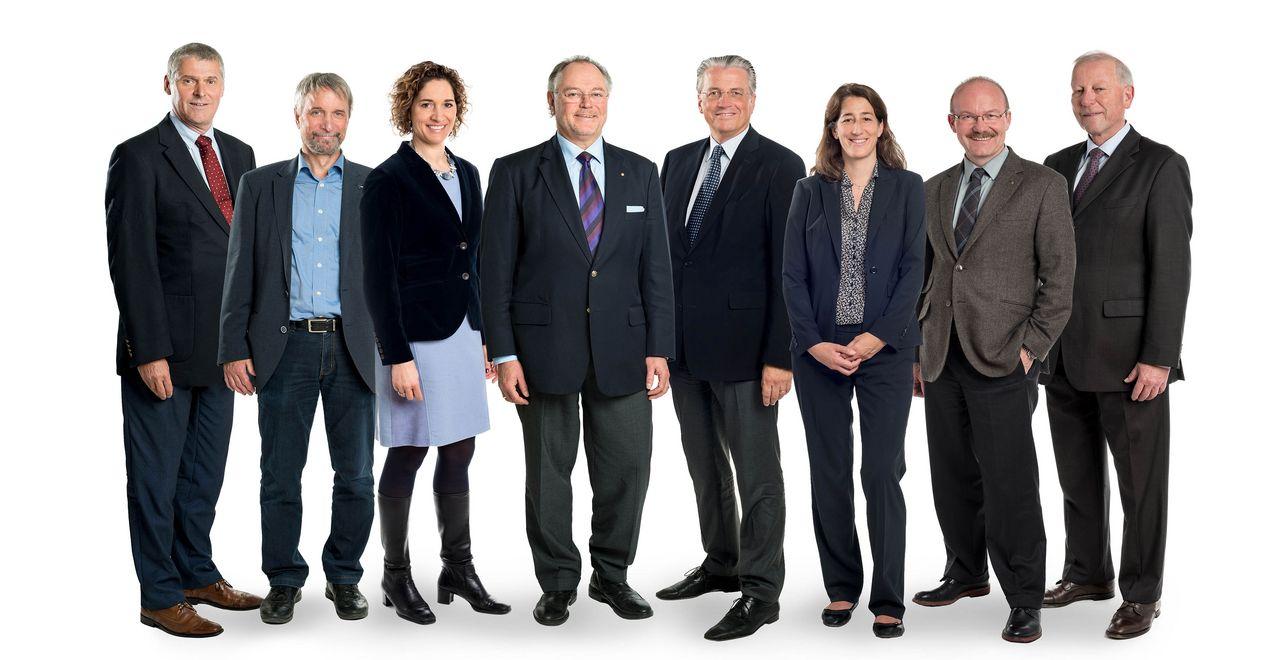 Verwaltungsrat Insel Gruppe AG