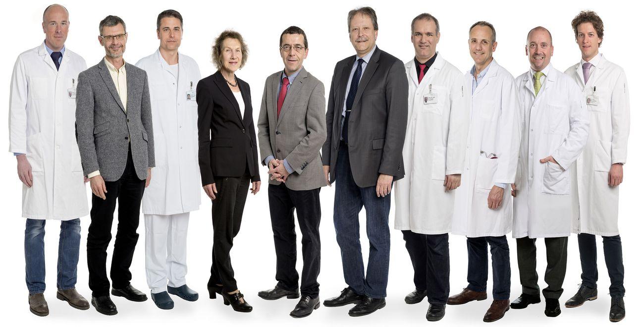Leitung Spital Tiefenau
