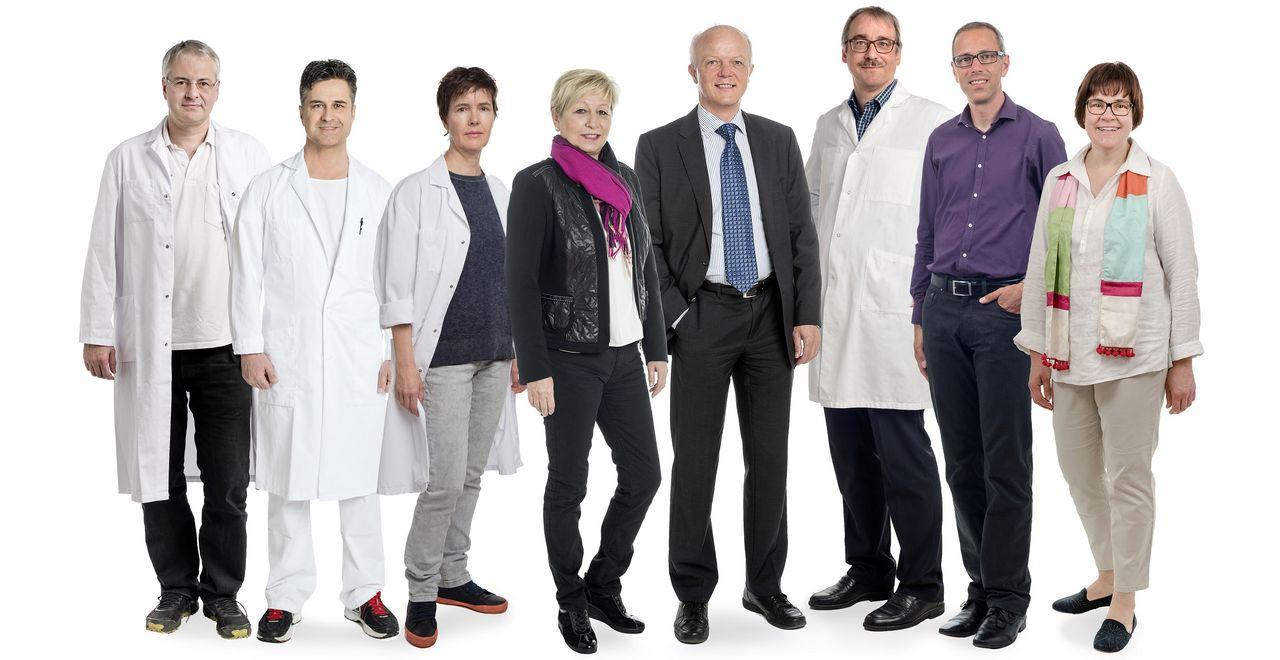 Leitung Spital Münsingen